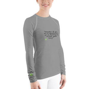 Quotes- Tight training tops